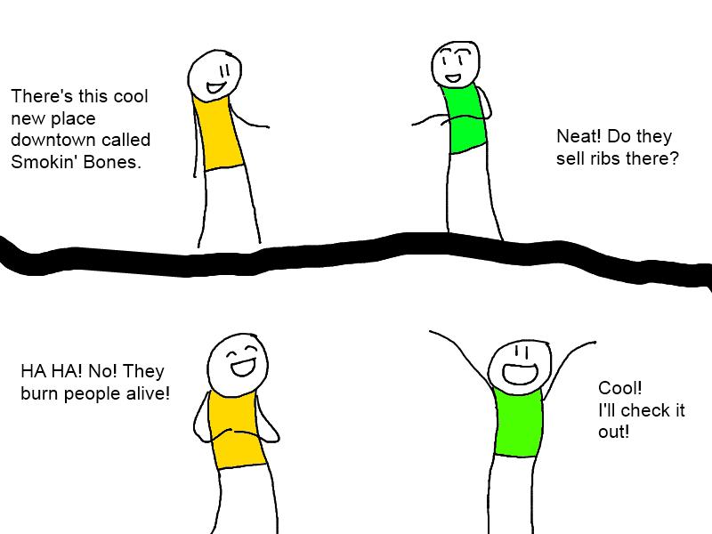 Smokin' Bones