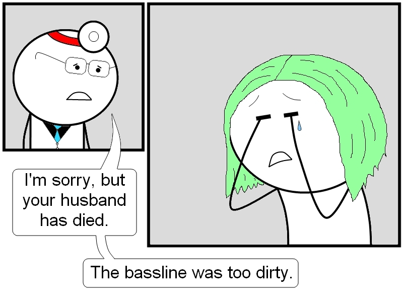 Death by Dubstep