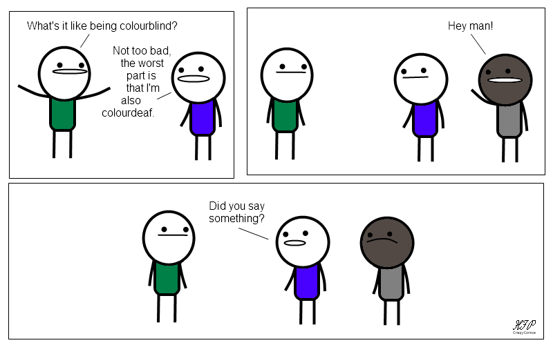 Colourdeaf